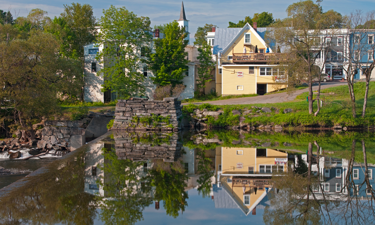 Mill Pond reflections